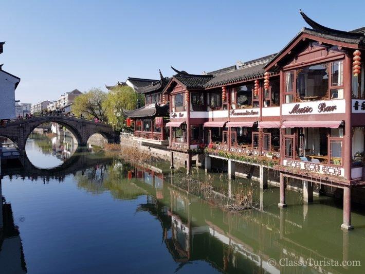 Internet na China, Antiga Cidade de Qibao