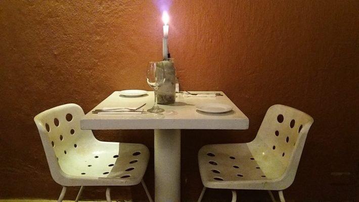 Restaurante Blanco - Mesa