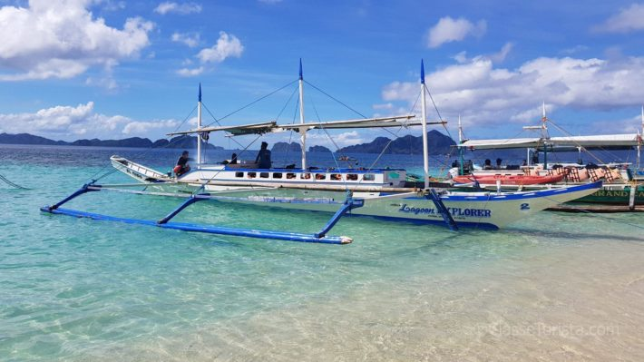 Seven Commando Beach, El Nido, Filipinas