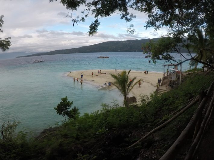 Sumilon Island, Cebu, Filipinas