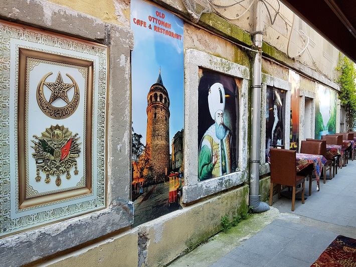 Old Ottoman Café & Restaurant, Istambul, Turquia