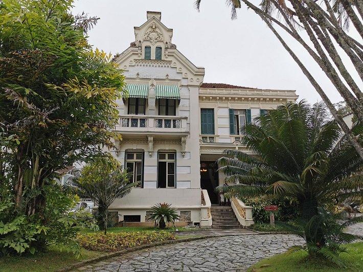 Hotel Casablanca Imperial, Petrópolis